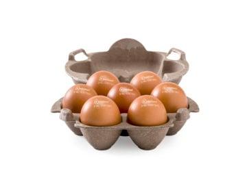 eieren verpakking
